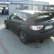 Subaru Impreza Modificat