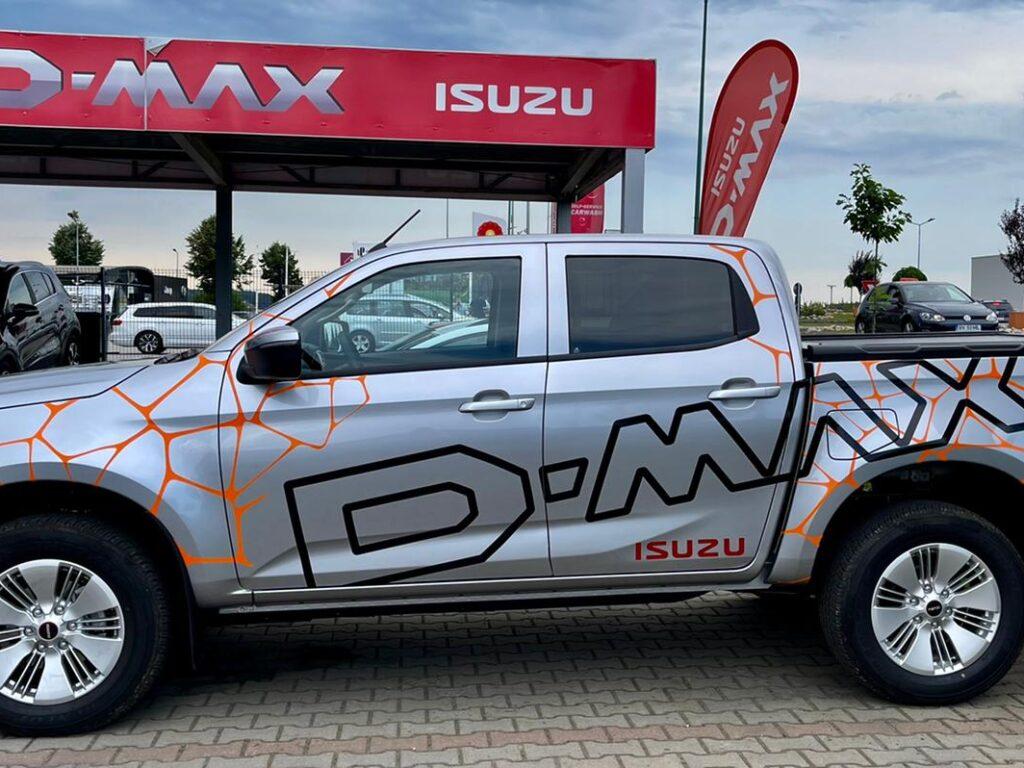 D-max gri