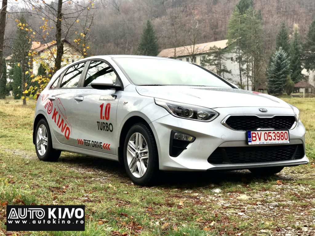 KIA CEED 1.0 Turbo- ext.